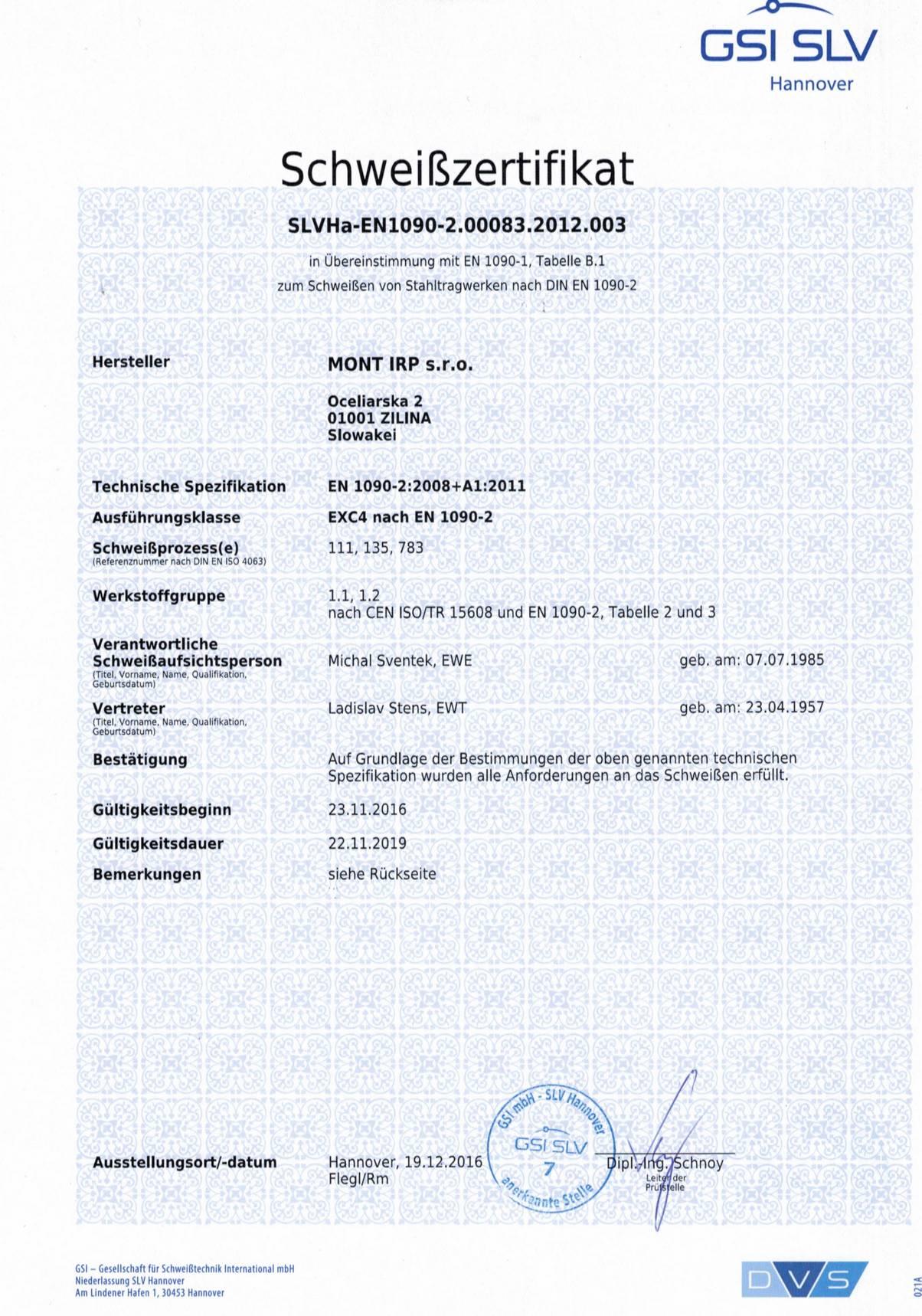 Certificate-SLVHa-EN1090-2.00083.2012.003-DE-do22.11.2019_Page_1